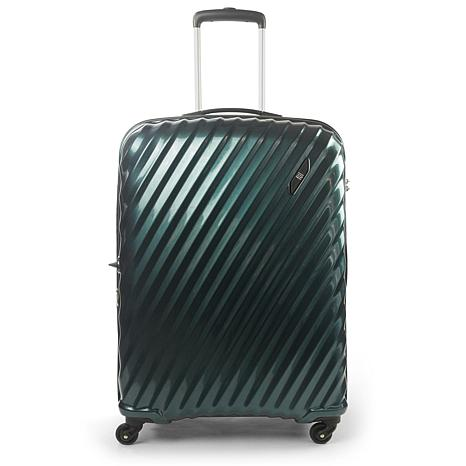"""FUL Marquise Series 29"""" Hard-sided Spinner Suitcase - Teal"""