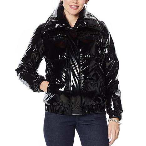 G by Giuliana Black Label Puffer Jacket