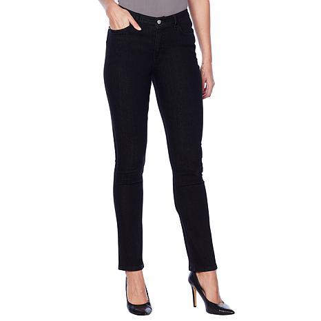 G by Giuliana Downtown Denim Slim Straight Jean