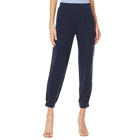 G by Giuliana Luxe Knit Ankle Pant