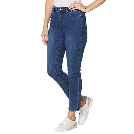 G by Giuliana Vintage Straight-Leg Jean