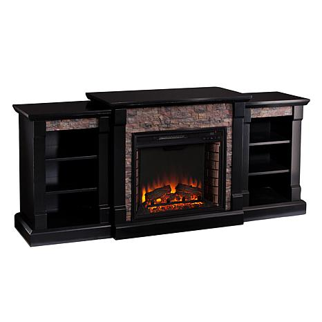 Southern Enterprises Gallatin Faux Stone Electric