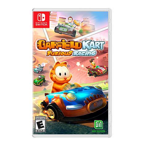 Garfield Kart: Furious Racing for Nintendo Switch