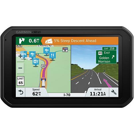 Garmin GPS Navigator w/Bluetooth and Free Lifetime Maps on free garmin updates, free home, topographic maps, openstreetmap garmin maps, free software, google maps,