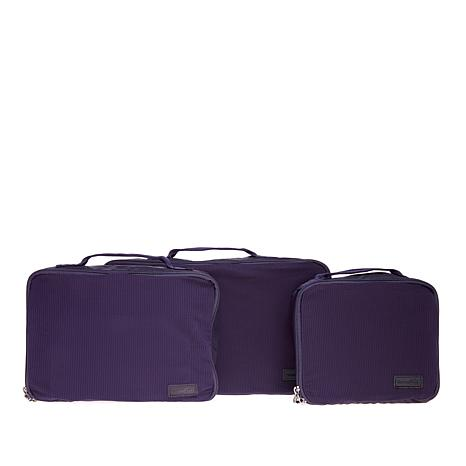 Genius Pack Compression Packing Cubes 3-pack