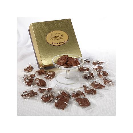 Giannios 1 lb. of Raisin Clusters in Signature Box