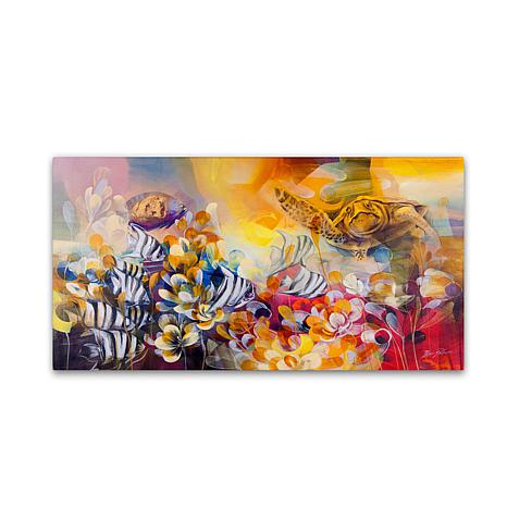 """Giclee Print - Key Largo 32"""" x 18"""""""