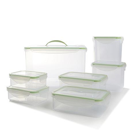 Go Fresh by Kinetic 14-Piece Food Storage Set