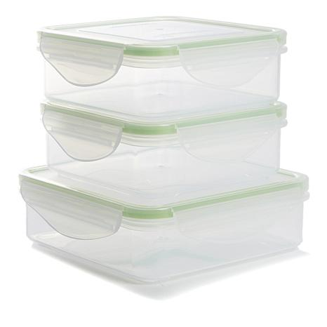 Go Fresh by Kinetic 6-Piece Sandwich Storage Set