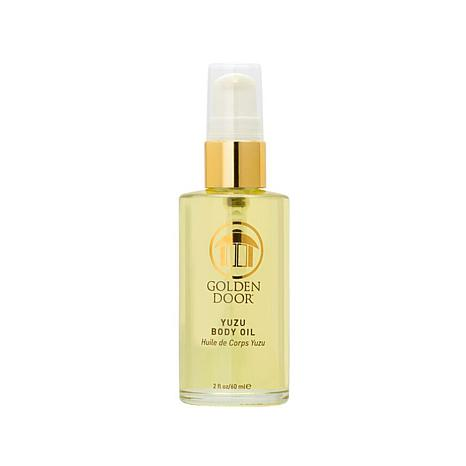Golden Door Yuzu Blend Conditioning Body Oil