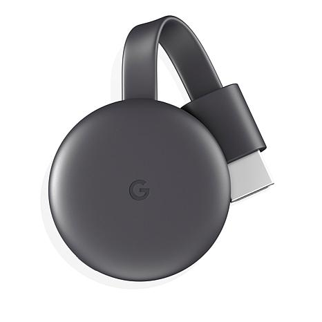 Google Chromecast 3rd Generation Media Streamer with Grokker Voucher