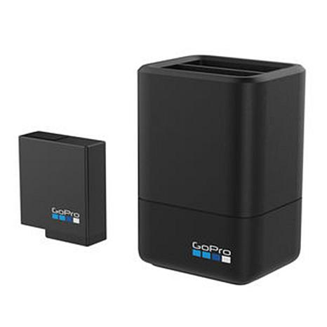 GoPro HERO5 Black Dual-Battery Charger and Battery