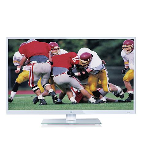 """GPX 32"""" LED 1080p HDTV with Built-In DVD Player"""