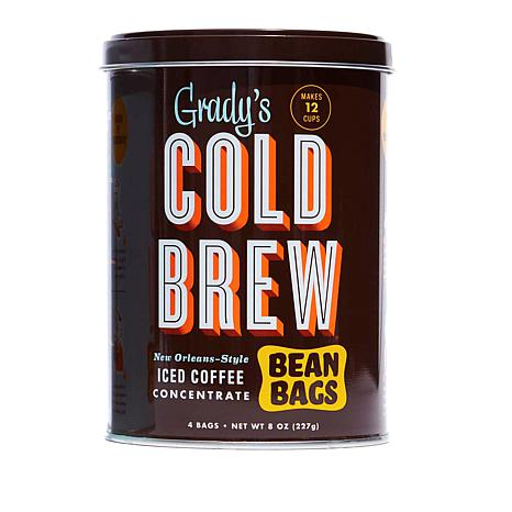 Grady's Cold Brew Coffee Bean Bags 2-pack Auto-Ship®
