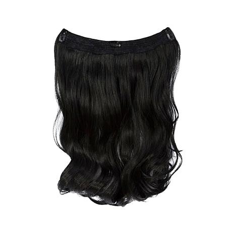 Hair2wear christie brinkley hair extension 16 almost black hair2wear christie brinkley extension 16 pmusecretfo Image collections