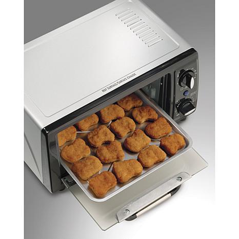 Hsn Countertop Oven : Hamilton Beach 4-Slice-Capacity Toaster Oven - 8314102 HSN