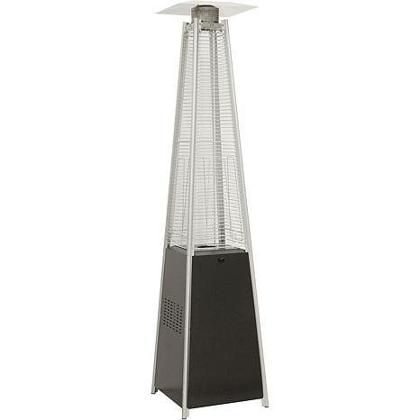 Hanover 42,000 BTU Propane 7' Patio Heater - Black