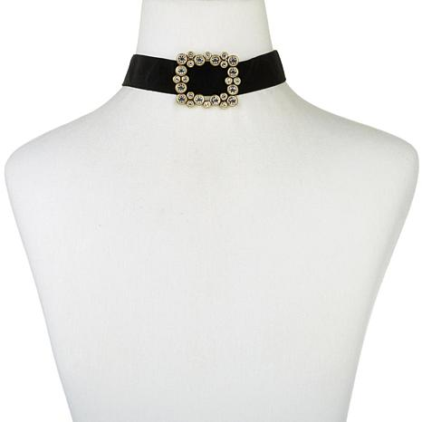 "Heidi Daus ""Captivating Coquette"" Choker Necklace"