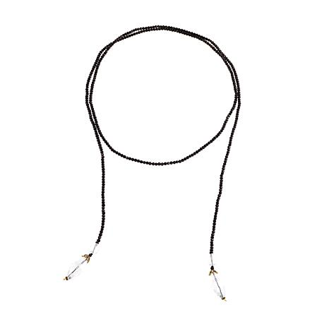 "Heidi Daus ""Live Stream"" Beaded 63"" Lariat Necklace"