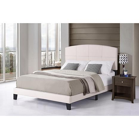 Hillsdale Furniture Southport King Bed-in-One - Ecru
