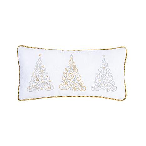 Holiday Glam Pillow