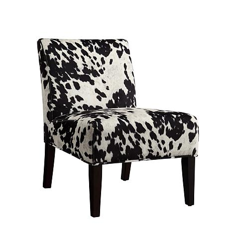 Home Origin Contemporary Print Lounger Chair