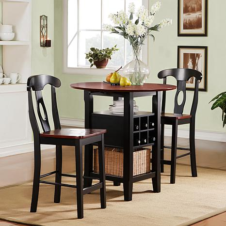 Home Origin Maya 3 Piece Bistro Set