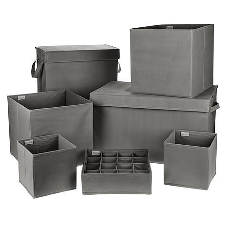 Home36 7-piece Folding Storage Set