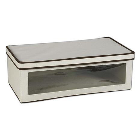 Household Essentials Vision Storage Box - Jumbo