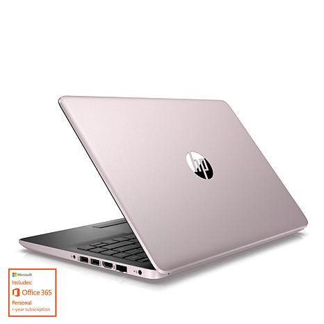 Hp 14 4gb Ram 64gb Hdd Laptop With Microsoft Office 365