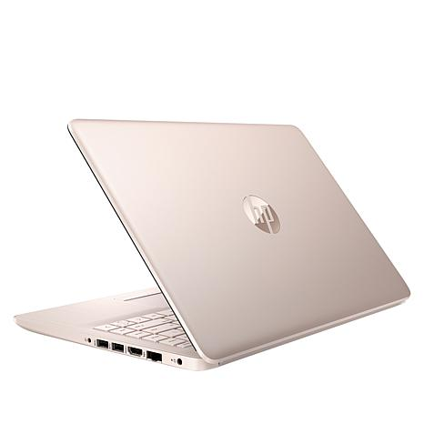 "HP 14"" HD Touch Intel 4GB RAM 64GB eMMC Laptop with Office 365"