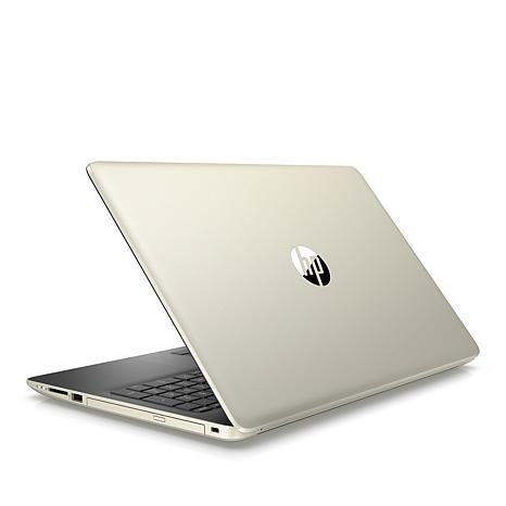 "HP 15.6"" Touch AMD 8GB RAM, 1TB HDD Laptop w/Office & 5-Year Tech"