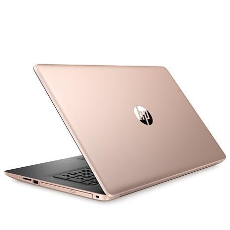 "HP 17.3"" Intel Pentium 8GB RAM, 1TB HDD Touchscreen Laptop Bundle"