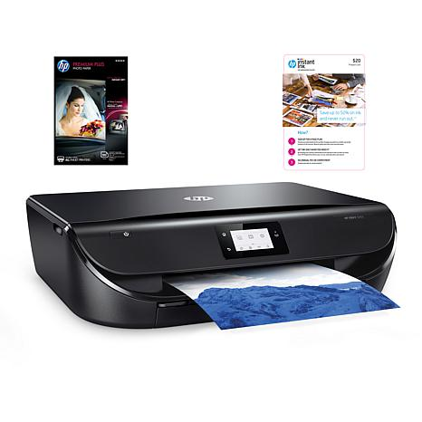 HP ENVY Wireless Photo Printer, Copier and Scanner with Photo Paper