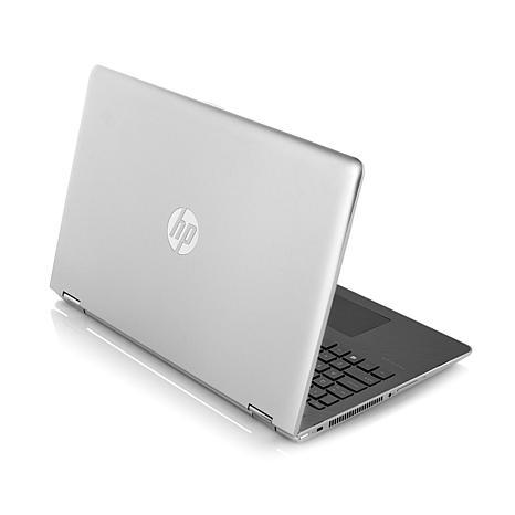 "HP Pavilion x360 15.6"" Touch 4GB/1TB Convertible Laptop"