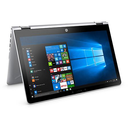"HP Pavilion x360 15.6"" Touch 8GB/1TB Convertible Laptop"