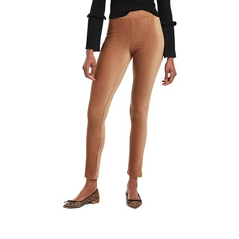 HUE High-Waist Corduroy Leggings