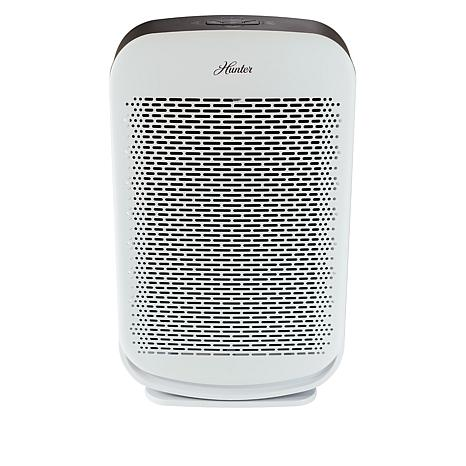 Hunter True HEPA Medium Console Air Purifier