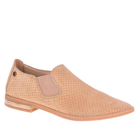 Hush Puppies Analise Clever Suede Slip-On Loafer