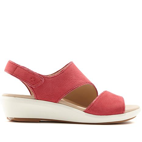 Hush Puppies Lyricale Leather Slingback Sandal