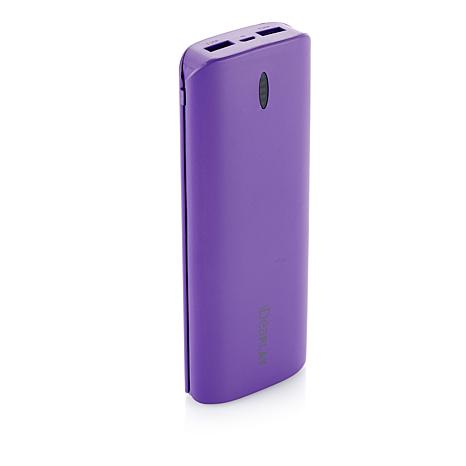 iDeaPLAY 15,600mAh Power Bank for Phones & Tablets