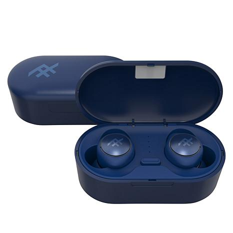 Ifrogz Truly Wireless Water Resistant Earbuds With Charging Case