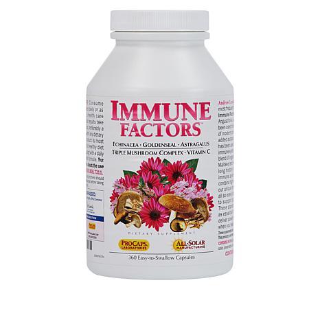Immune Factors - 360 Capsules