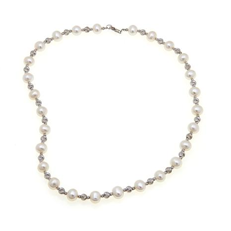 Imperial Pearls 8-9mm Cultured Pearl Necklace