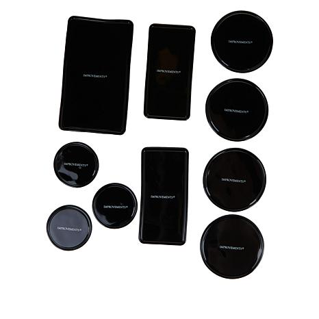 Improvements Black Gel Pads 10-pack