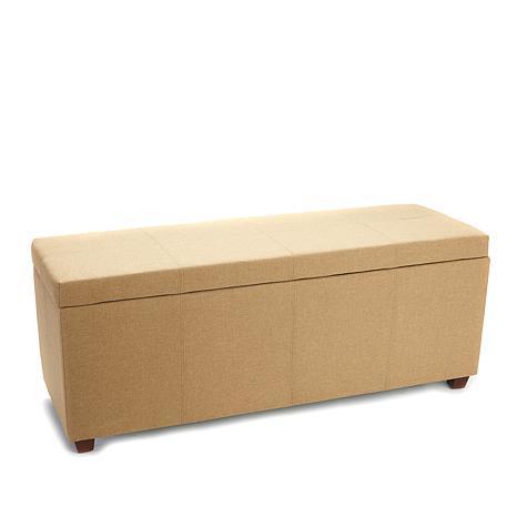 Improvements Concealment Storage Bench