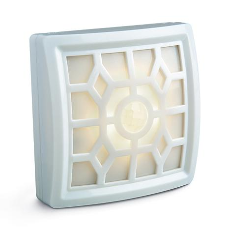 Improvements Soft Glow LED Motion Sensor Light