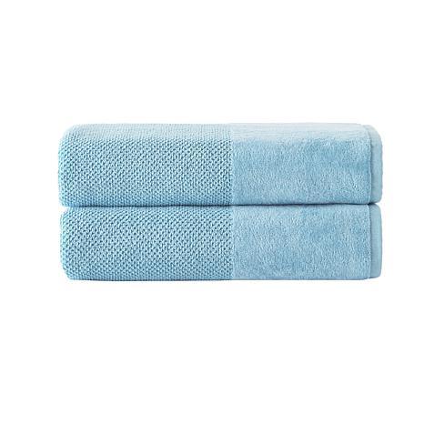 What Is A Bath Sheet Stunning Incanto Turkish Cotton Bath Sheet 60piece Set 86039905 HSN