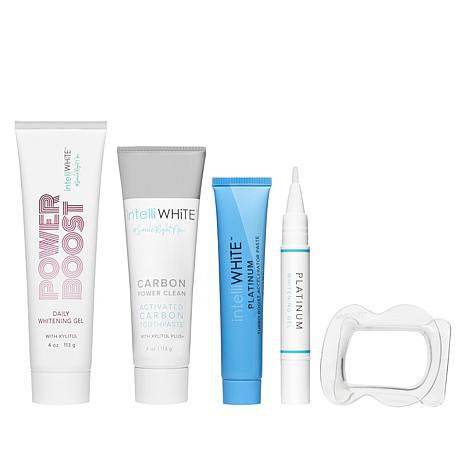 IntelliWHiTE 5-piece Spearmint White and Maintain Kit