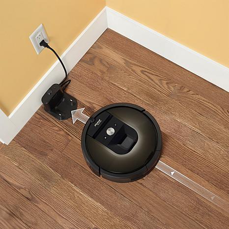 irobot roomba 980 wi fi connected vacuuming robot 7983250 hsn